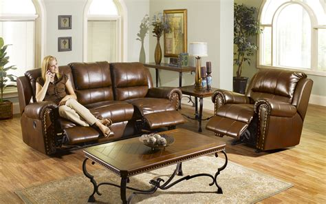 Leather Living Room Ideas by Living Room Ideas Brown Leather Sofa Decosee