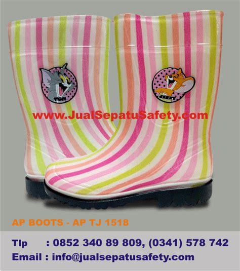 Sepatu Ap Boots Tom Jerry Contrasto sepatu boot remaja putri perempuan warna ceria lucu jualsepatusafety