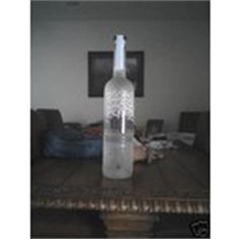 6 liter belvedere vodka bottle bar display 07 27 2007