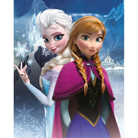 Disney Princess Bedroom Set frozen anna elsa and olaf snowflake charm prezzo e