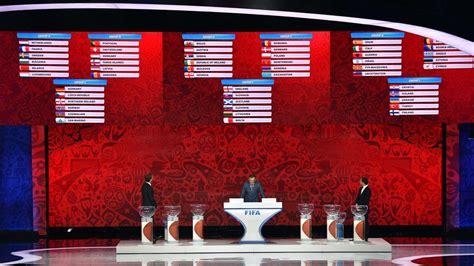 Calendario Qualificazioni Mondiali Qualificazioni Mondiali 2018 Europa Mondiali Di Calcio