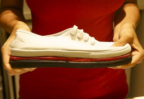 diy platform shoes diy prada inspired platform sneakers foam magazine