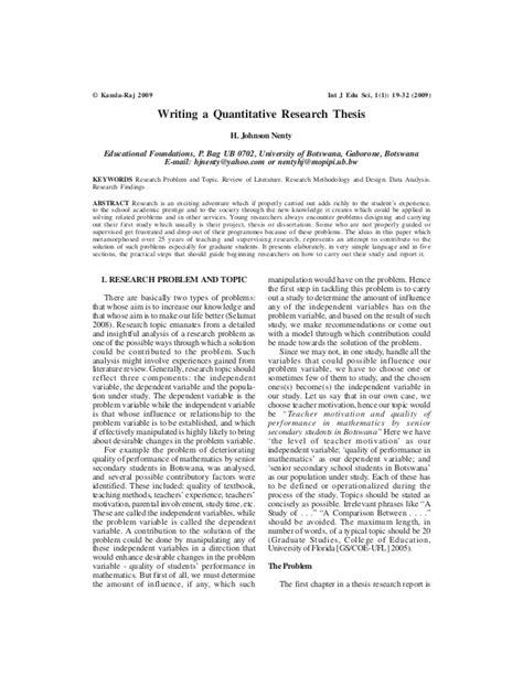 research paper guideline research paper guideline