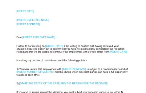 Invitation Letter To Redundancy Meeting Employment Templates Page 6 Of 18 Bizorb