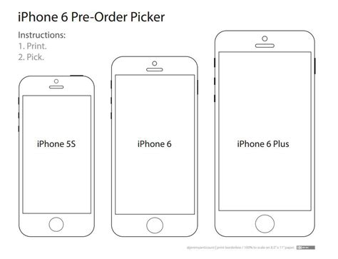 iphone  print  actual size  real width  phones iphone  size iphone iphone