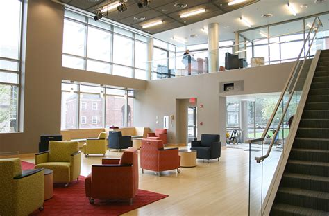 Wheaton College Mba by Tufts William Rawn Associates