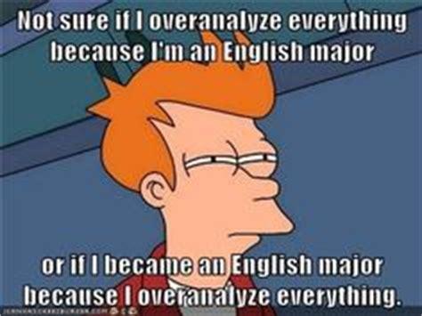 English Major Meme - english major memes