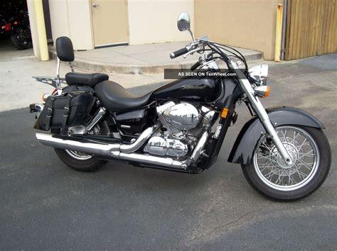 honda aero 2006 honda shadow aero vt750 750 motorcycle