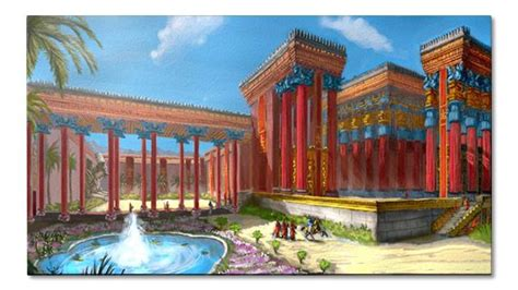 themes present in persepolis art reconstruction of persepolis 8 landscapings and
