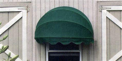 sunbrella window awnings dome shaped sunbrella fabric window awnings