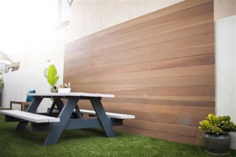 How To Transform A Small Backyard by Outdoor Wall Decor Orange County Landscape Contractor