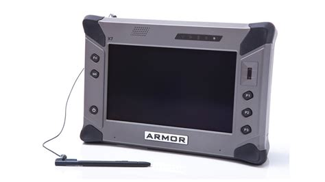 Tablet X7 armor x7 compact rugged tablet computer officer