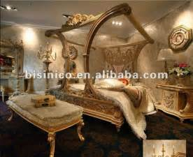 Luxury Bedroom Sets Luxury European Style Canopy Bedroom Furniture Set