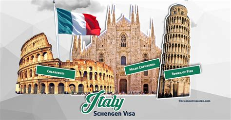 to visa italy visa types requirements application guidelines