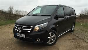 Mercedes Sport Mercedes Vito Sport Review Business Vans