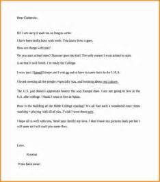 Business Letter Template Sample 5 Friendly Business Letter Format Invoice Template Download