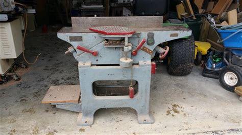 photo index american wood working machinery