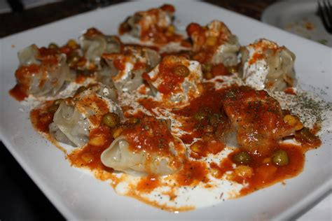 afghan cuisine mantu afghan dumplings and co