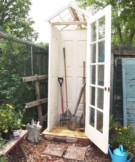 Garden Shed Doors Sale by 17 Best Images About Repurposed Door Ideas On