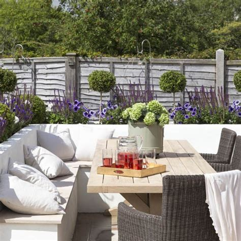 Patio Seating Ideas by Take A Tour Of This Arts And Crafts House In The West