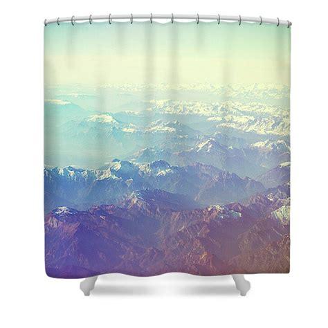 mountain shower curtain mountain shower curtain white shower curtain white and