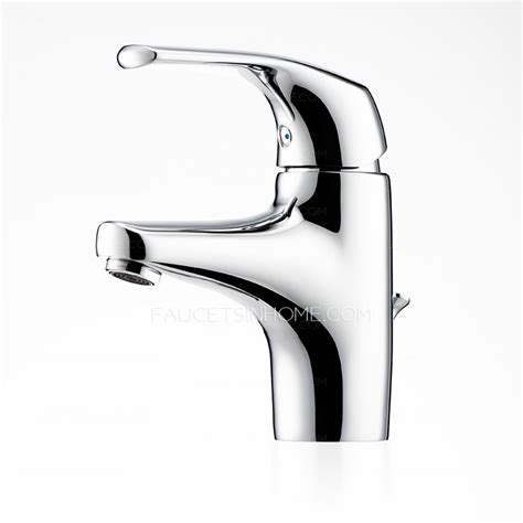 modern bathroom sink faucets modern design one single handle bathroom sink faucets