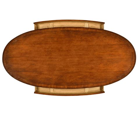 large oval coffee table large oval walnut coffee table