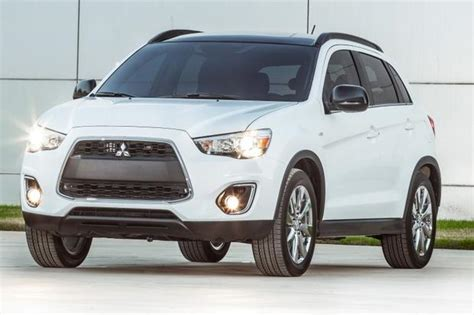 mitsubishi sports car 2014 2014 mitsubishi outlander sport car review autotrader