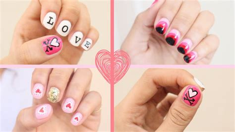 day nail pictures and cool valentine s day nail design ideas your