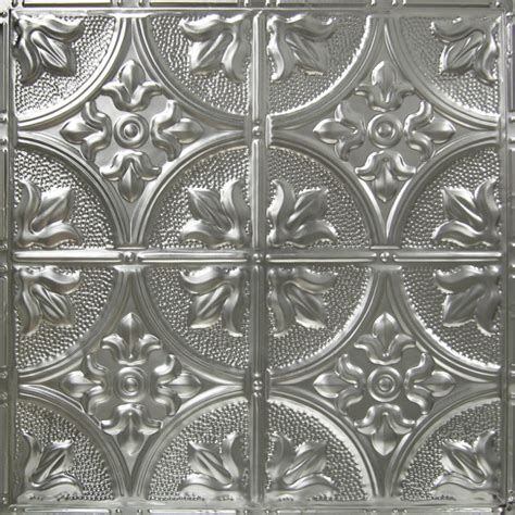 tin ceiling tile pattern 2 rustic ceiling tile