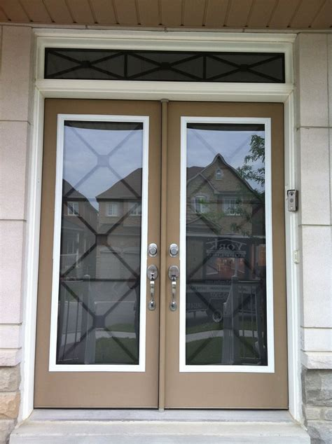 9 Best Images About Wrought Iron Glass Inserts By York Entry Door Glass Inserts Suppliers