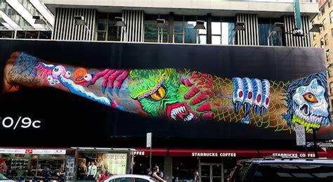 Toner Lamour lamour supreme and sheryo the yok fashion broadway billboard