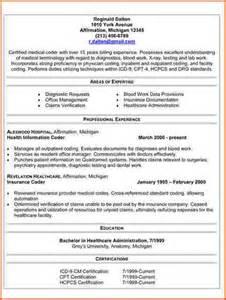 Medical Coder Resume Example 12 Certified Medical Coder Job Description Denial