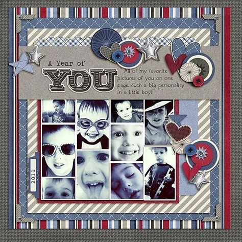 scrapbook layout ideas for multiple pictures 17 best images about scrapbook layouts on pinterest