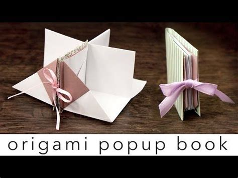 Origami Pop Up Box - best 25 origami ideas on