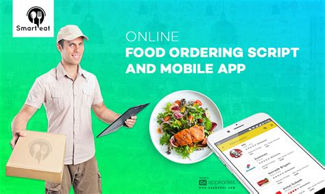 best food ordering the best food ordering and delivery script posteezy