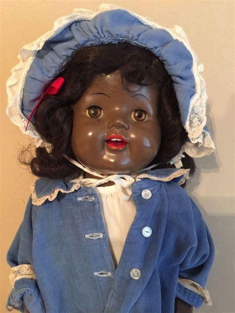 black doll 1950s 452 best plastic dolls images on 1950s