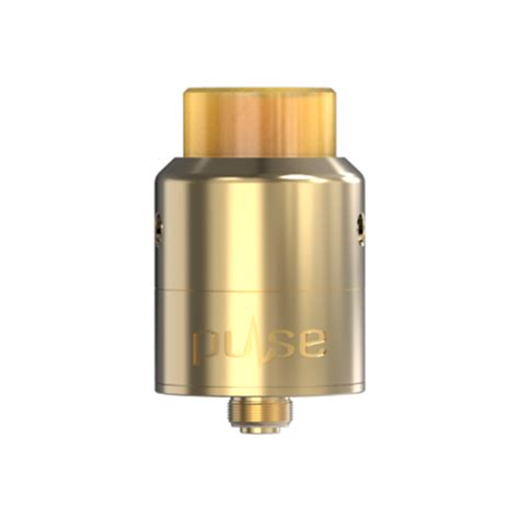Pulse 24mm Bf Rda Authentic By Vandyvape Design By Tony B Dmc vandyvape pulse 22 bf rda tank 1 0ml