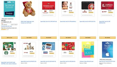 Stubhub Gift Card Amazon - expired amazon gift card deals today stubhub petco ihop dsw children s place