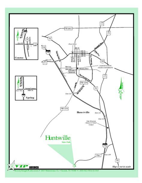 map huntsville texas huntsville texas state park location map huntsville texas state park mappery