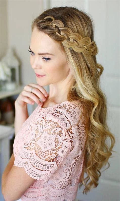 country hairstyles for long hair 1407 best images about wedding ideas on pinterest rustic