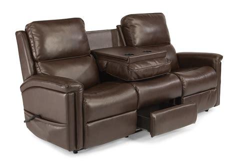 lay down sofa flexsteel latitudes samantha lift sofa with lay flat