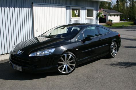 peugeot 407 coupe modified peugeot 407 coupe modified 28 images joker407 2007