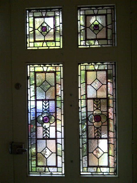 coriander stained glass work