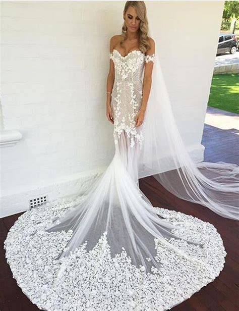 Mermaid Decorations For Home appealing white lace short wedding dress pink wedding