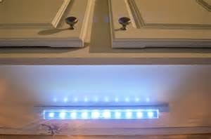 Battery Operated Kitchen Lights Apartment Lighting Project Battery Operated Led Cabinet Light