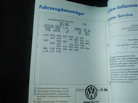 Audi Aufkleber Serviceheft by Golf Vi 6 Gtd Bremsscheiben Bel 228 Ge Was Macht Was
