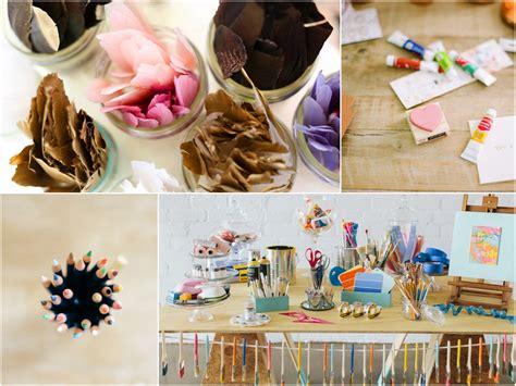 bridal shower craft activity ideas september 2014 trueblu