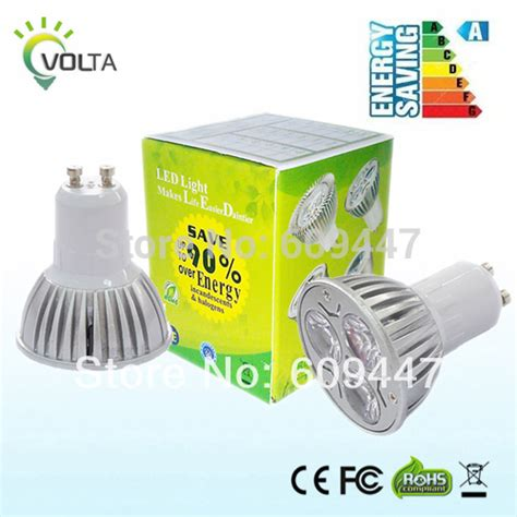 Cheap Dimmable Led Light Bulbs Wholesale Bright 9w Led Gu10 Bulbs Light 110 240v Dimmable Led Spotlights Warm