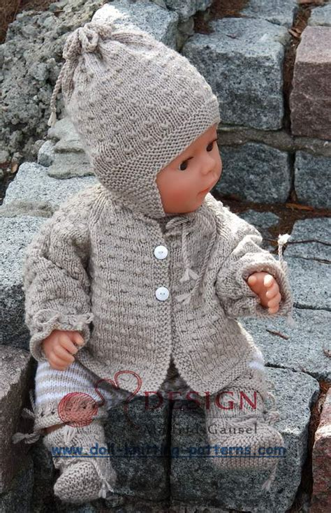 Knitting Patterns For Dolls Knitting Patterns Doll
